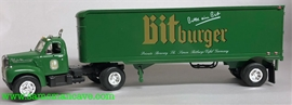 Bitburger 1960 Mack Tractor Trailer