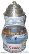 1997 Coors Seasons of the Heart Stein
