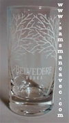 Belvedere Vodka Shot Set of Six