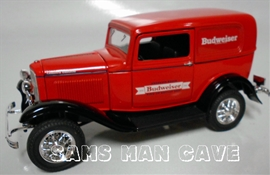 Budweiser 1932 Ford Sedan Delivery Bank