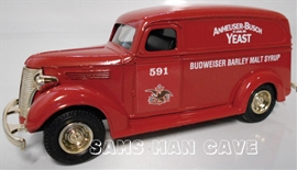 Anheuser-Busch Truck Series #11 1938 Chevy Panel Bank