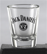 Jack Daniels Logo Shot Glass