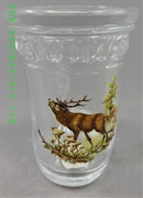 Elk Mini Horn Shot Glass