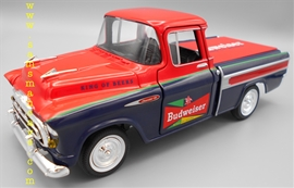 Budweiser 1957 Chevy Pickup Bank