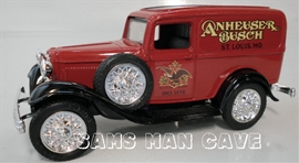Anheuser-Busch Truck Series #04 1932 Ford Panel Truck Bank
