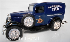 Anheuser-Busch Truck Series #08 1932 Ford Panel Bank