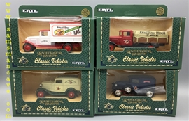Anheuser-Busch Classic Vehicles Set of Four