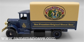 Anchor Steam Truck by Lledo