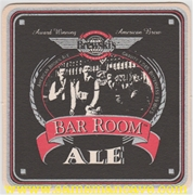 Brewski's Bar Room Ale Beer Coaster