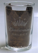 Budweiser Select Glass