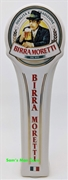 Birra Moretti Ceramic Tap Handle