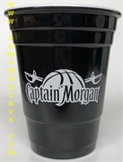 Captain Morgan Basketball Solo Cup