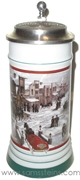 Coors Winterfest I Beer Stein