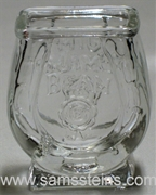 Jim Beam Horseshoe Shot Glass