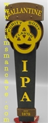 Ballantine IPA Tap Handle