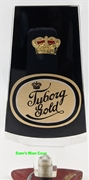 Tuborg Gold Tap Handle