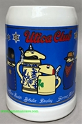 Utica Club Holiday Mug
