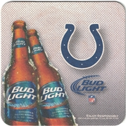 Bud Light Indianapolis Colts Coaster